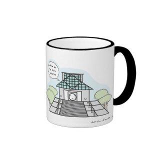 Miho Museum Coffee Mug