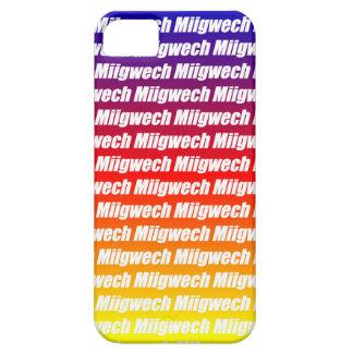 Miigwetch iPhone SE/5/5s Case
