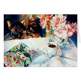 Mija Matisse Greeting Cards