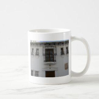 Mijas, España Taza De Café