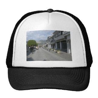 Mijas, Spain Mesh Hats