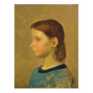Mijo de Louise, c.1863 Postales