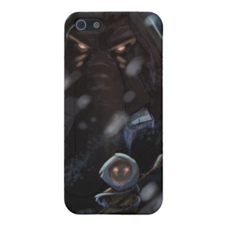 Mika & Mola Iphone 4 Cover For iPhone SE/5/5s
