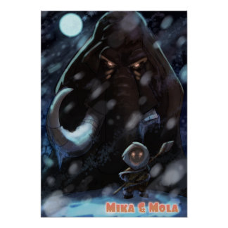 Mika & Mola Original Poster