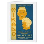 Mikado Gilbert Sullivan 1939 WPA