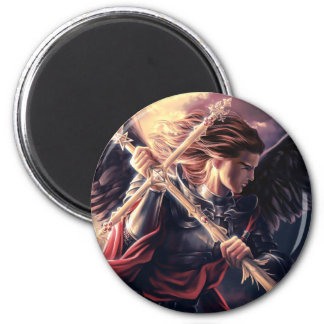 Mikael 2 Inch Round Magnet