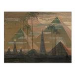 Mikalojus Ciurlionis- Sonata of the Pyramids Post Cards