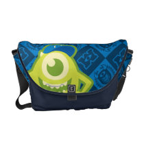 Mike 1 messenger bags at Zazzle