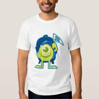 Mike 2 tee shirts