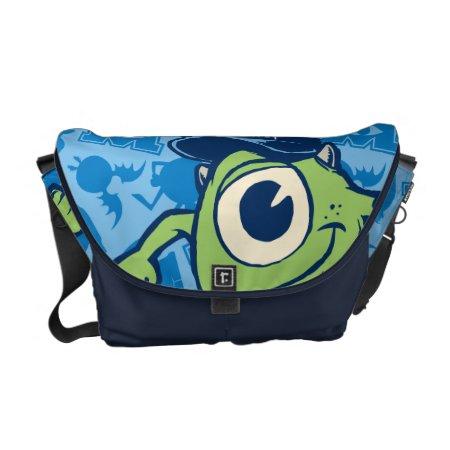 Mike 3 Messenger Bag