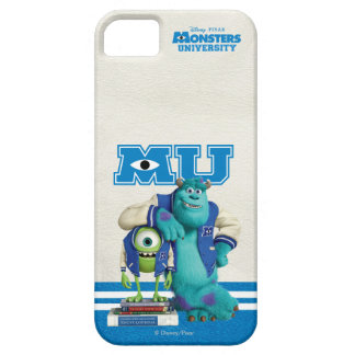 Mike and Sulley MU iPhone 5 Covers
