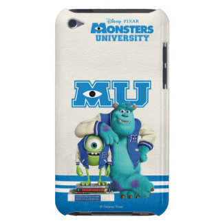Mike and Sulley MU Case-Mate iPod Touch Case