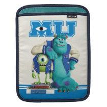 Mike and Sulley MU iPad Sleeve