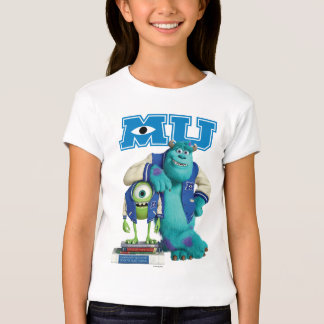 Mike and Sulley MU T-Shirt