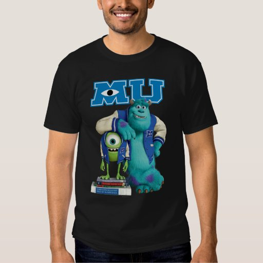 Mike and Sulley MU Tee Shirt