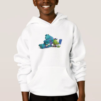 Mike and Sulley Reading Hoodie