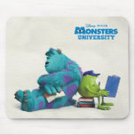 Mike and Sulley Reading Mousepads