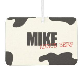 """Mike """"Angus Beef"""" Trendy Air Freshener"""