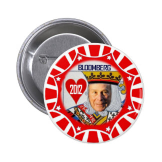 Mike Bloomberg 2012 button