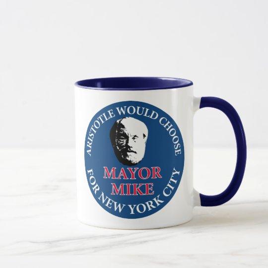 Mike Bloomberg for Mayor Mug