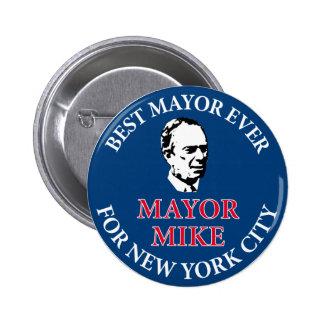 Mike Bloomberg para el alcalde Pins