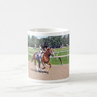 Mike Dilger Filly Coffee Mug