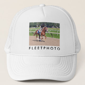 Mike Dilger Filly Trucker Hat