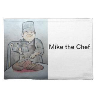 Mike el cocinero manteles