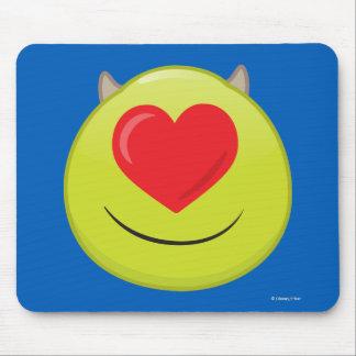 Mike Emoji Mouse Pad