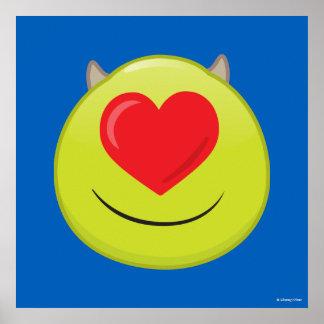 Mike Emoji Poster