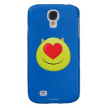 Mike Emoji Samsung Galaxy S4 Cover