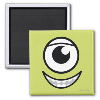Mike Face 2 Inch Square Magnet