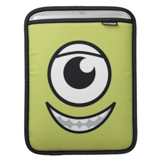 Mike Face iPad Sleeves
