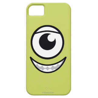 Mike Face iPhone 5 Cases