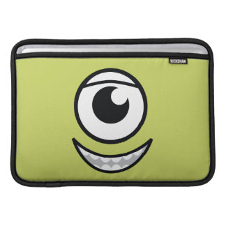 Mike Face MacBook Sleeve