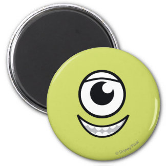 Mike Face 2 Inch Round Magnet