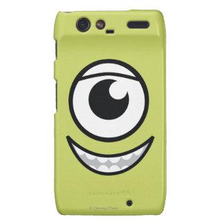 Mike Face Motorola Droid RAZR Case