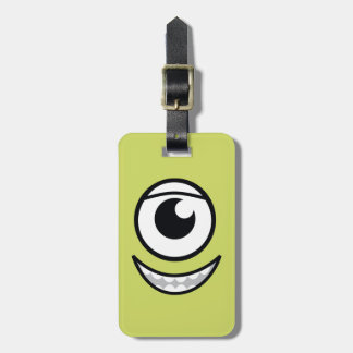 Mike Face Tags For Luggage