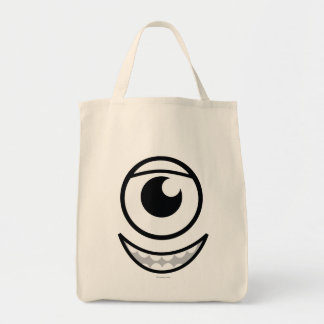 Mike Face Tote Bag