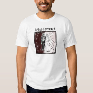Mike Federali devil and bride T-Shirt