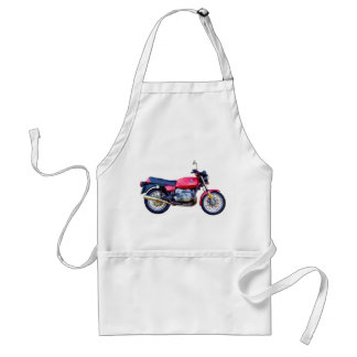 Mike Garrett Motorcycle Adult Apron
