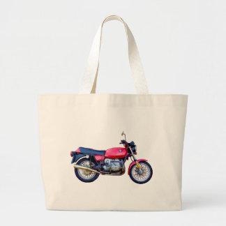 Mike Garrett Motorcycle Tote Bags