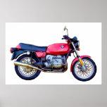 Mike Garrett Motorcycle Posters