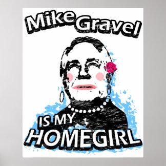 Mike Gravel is my homegirl Poster