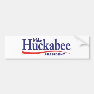 Mike Huckabbe for President Bumper Sticker