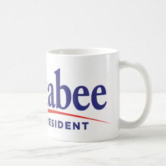 Mike Huckabbe for President Coffee Mug