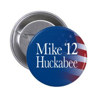 Mike Huckabee 2012 Pins