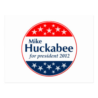 Mike Huckabee 2012 (v106) Post Cards
