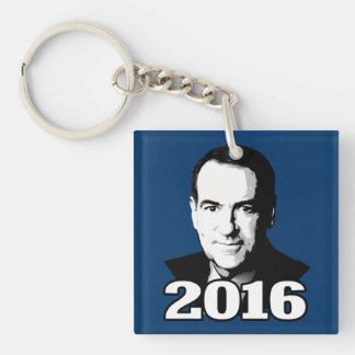MIKE HUCKABEE 2016 CANDIDATE ACRYLIC KEYCHAINS