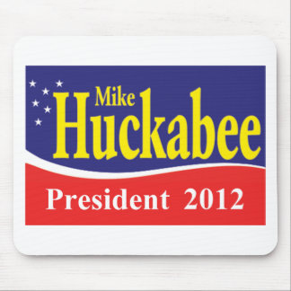 Mike Huckabee for President, 2012 Mouse Pad